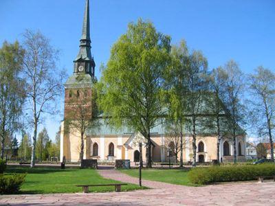 Uppståndelsegudstjänst  Mora kyrka