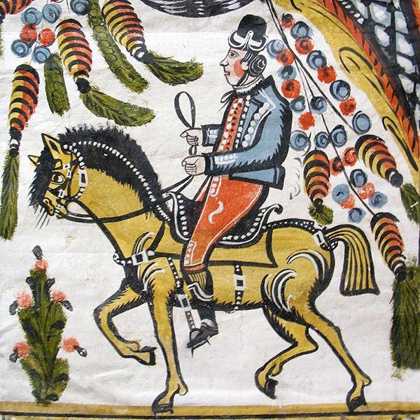 Hästen i vardag och fest på Edsbyns Museum