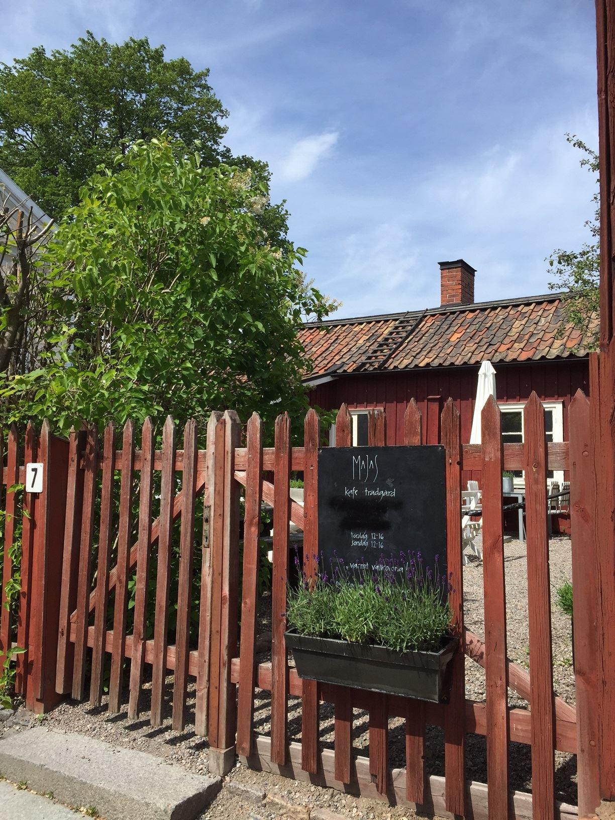 Majas Kaffestuga (Snus-Majas café)