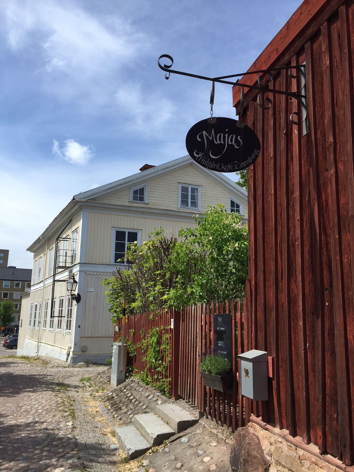 Majas Kaffestuga (Snus-Majas kafé)