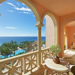 Utsikt från rum, Iberostar Grand Hotel El Mirador, Adeje, Teneriffa, Signaturresor