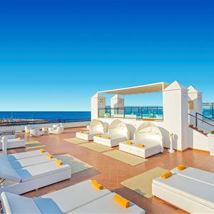 Takterass, Iberostar Torviscas Playa, Adeje, Teneriffa, Signaturresor
