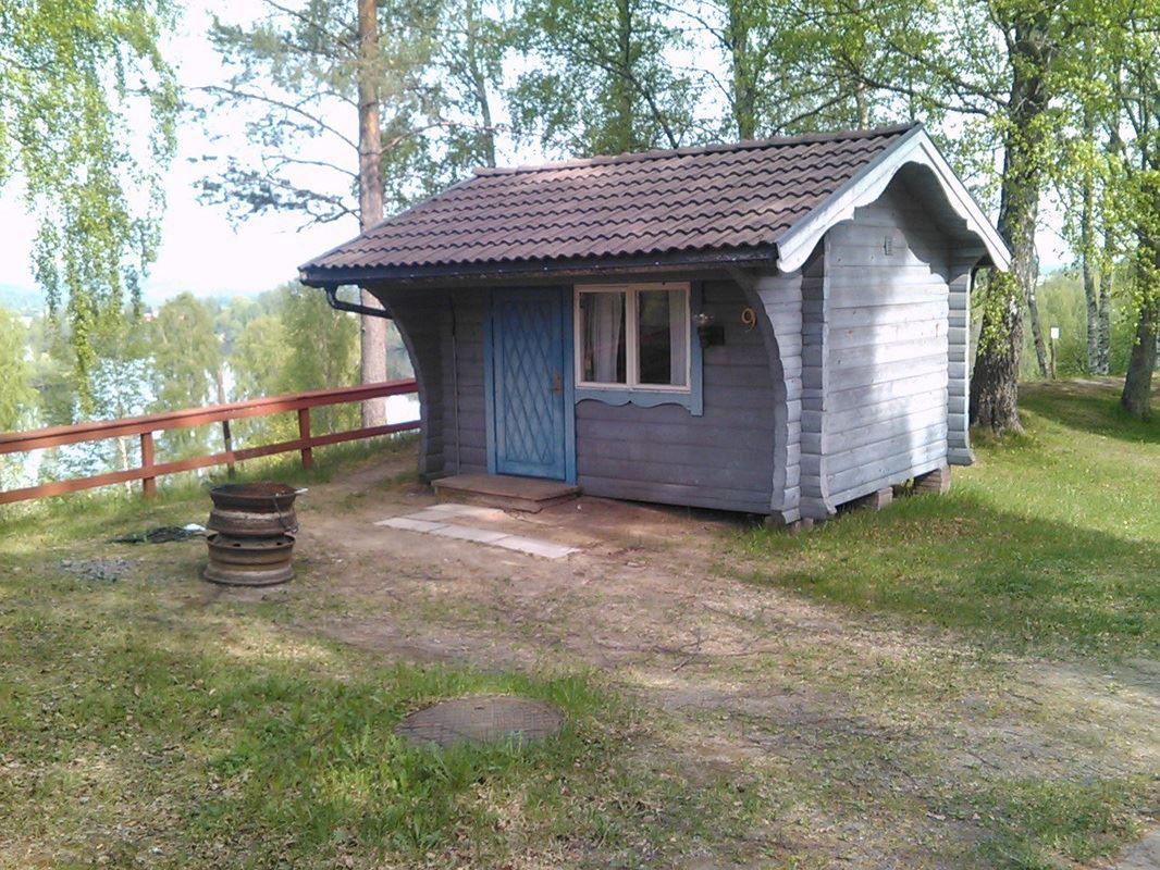 Stuga (2 bäddar, 10 m², ej WC/dusch/vatten, Nr 09)
