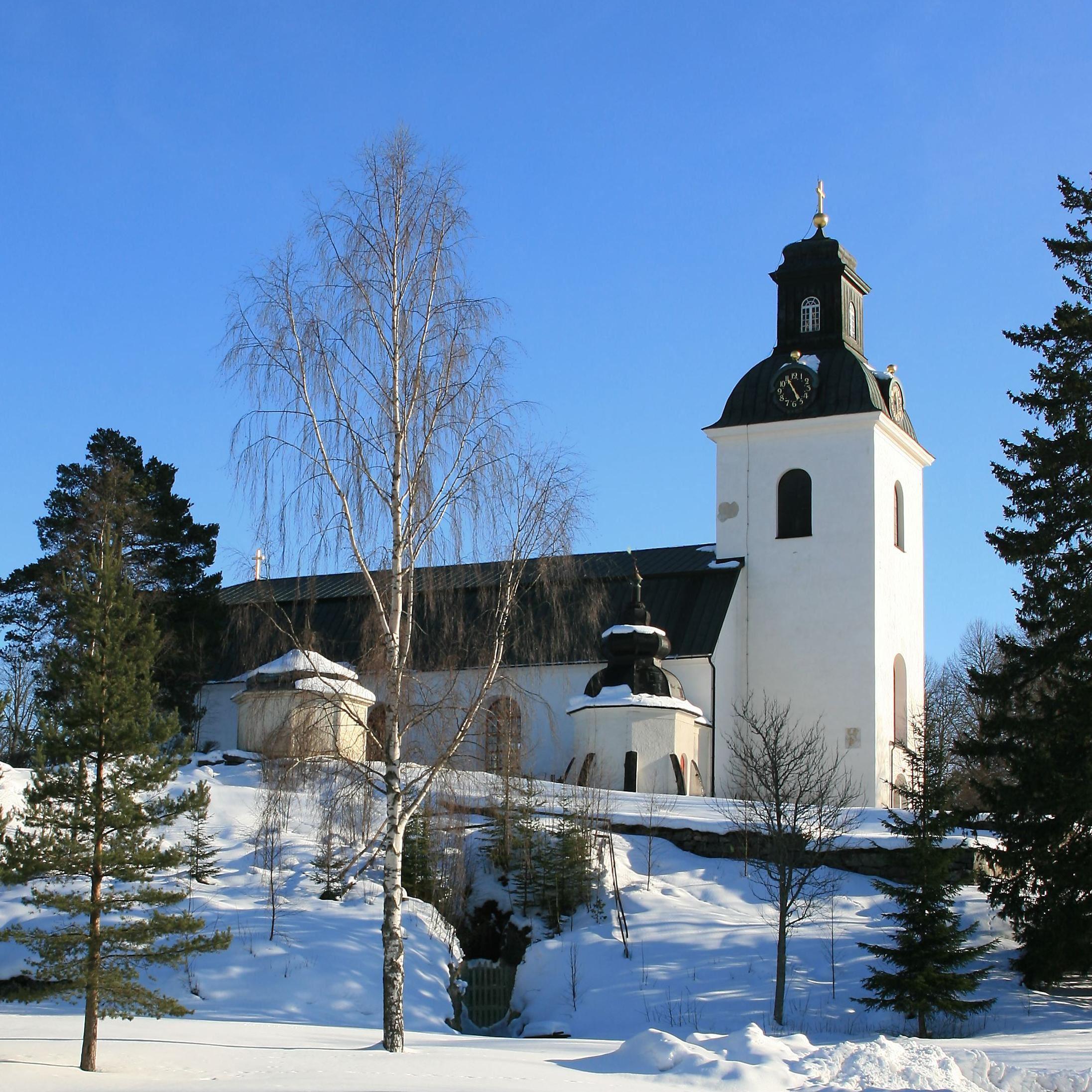 Garpenbergs kyrka