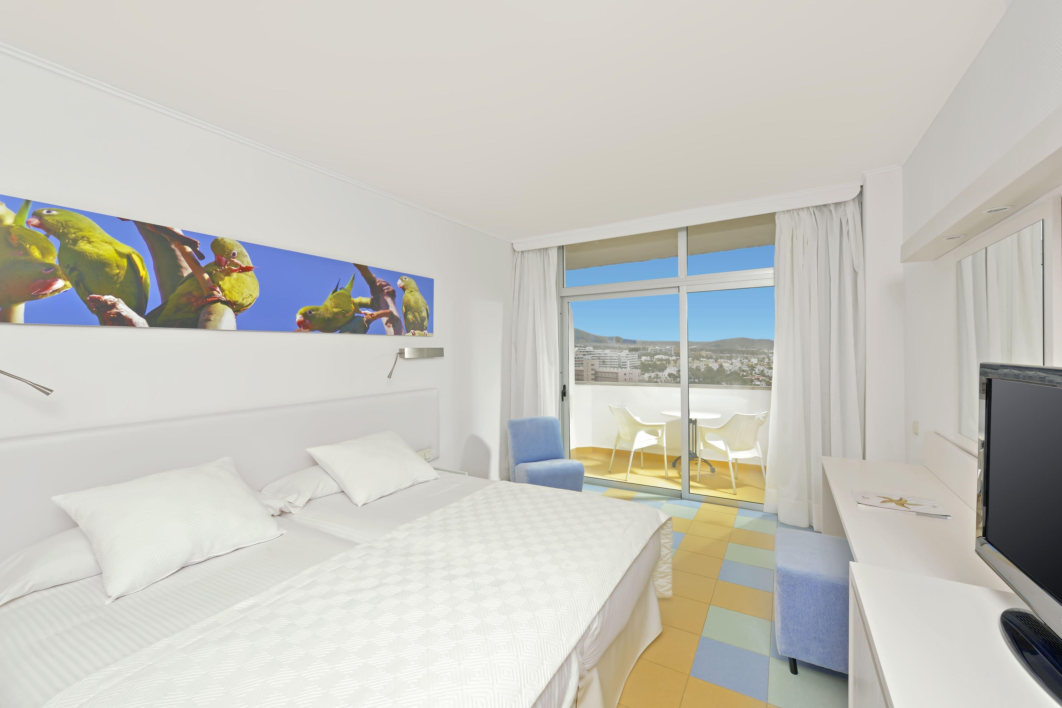 Dubbelrum Prestige, Iberostar Bouganville Playa, Adeje, Teneriffa, Signaturresor