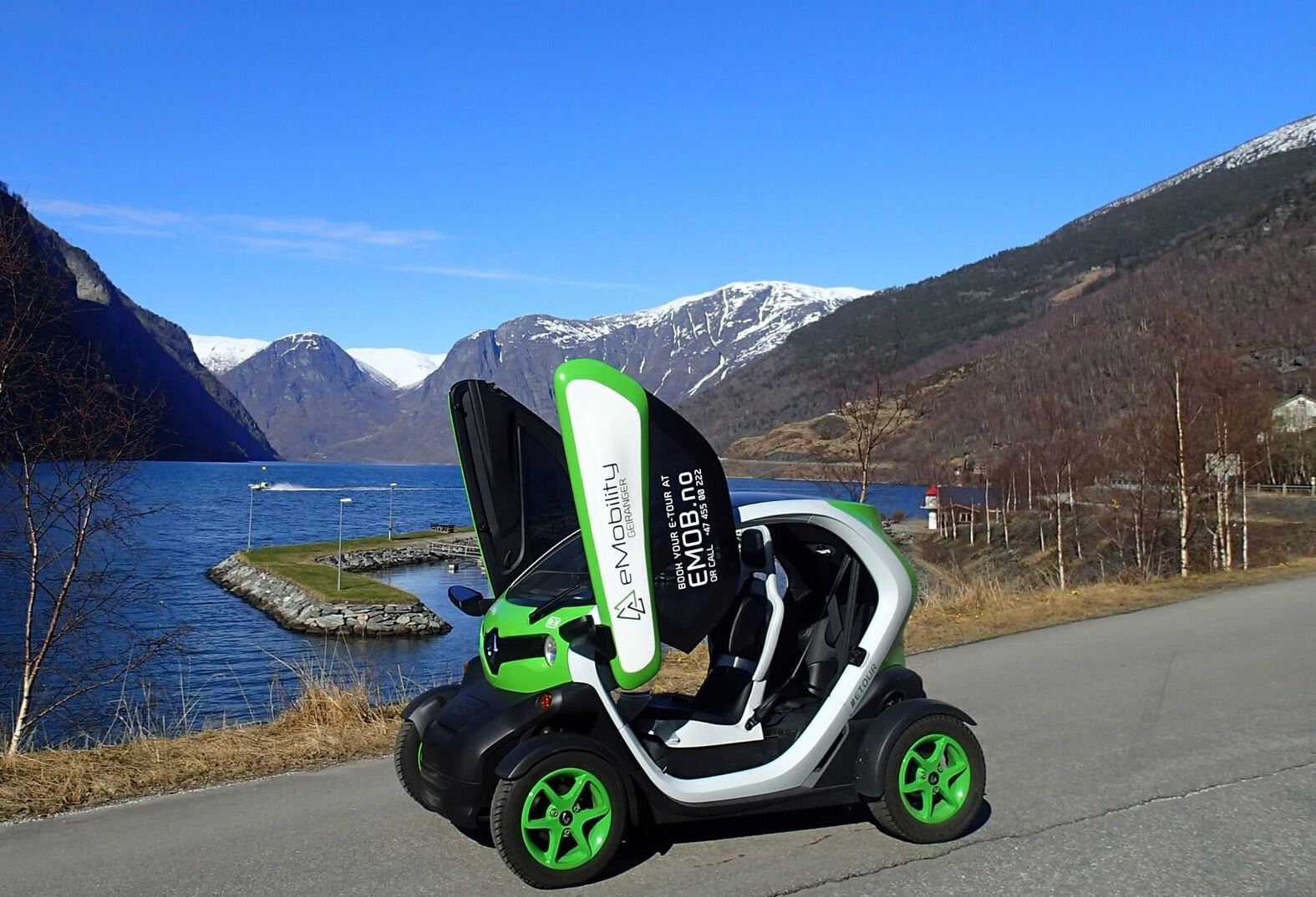 2 - hour eMobility rental