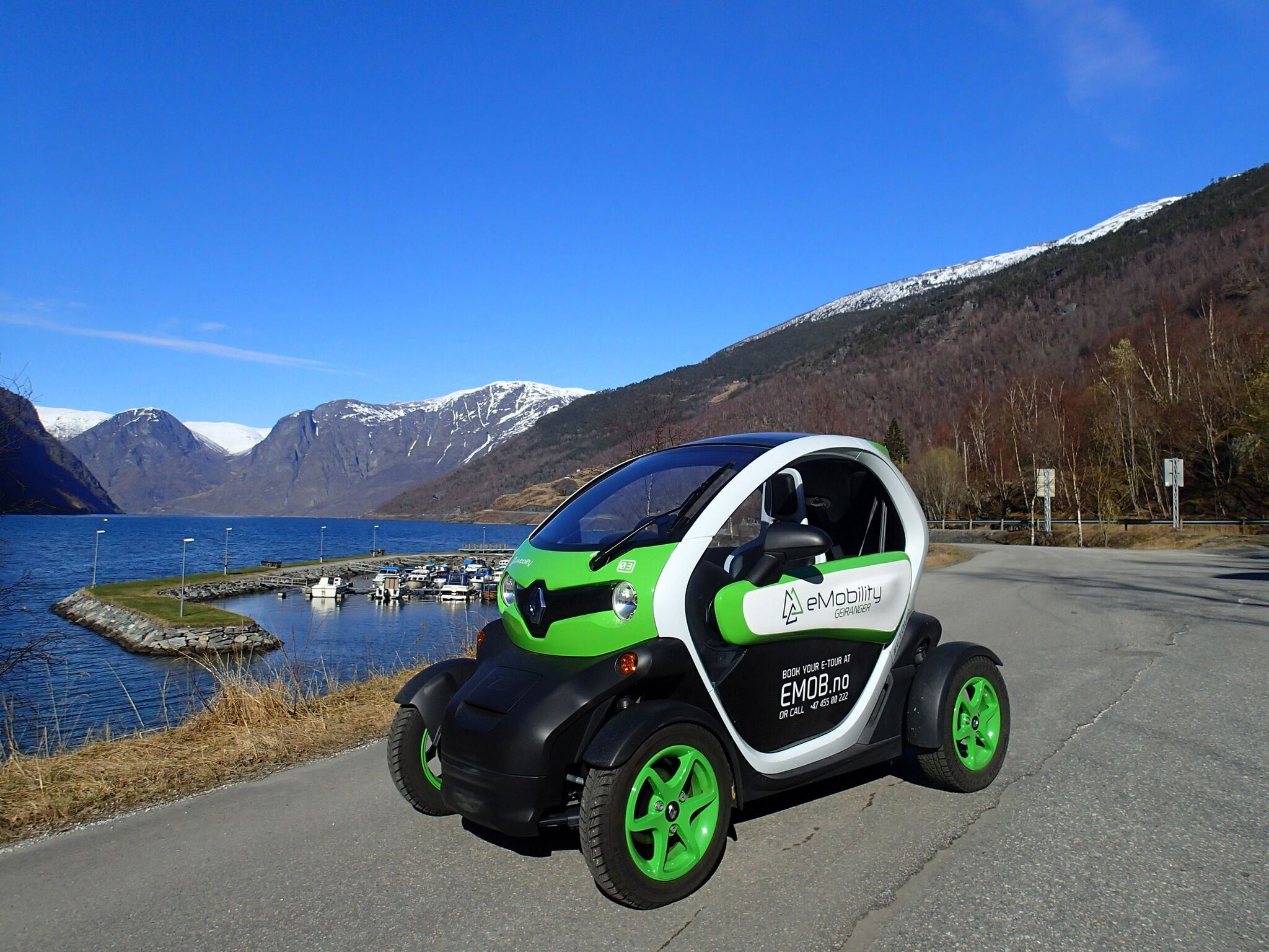 eMobility Flåm
