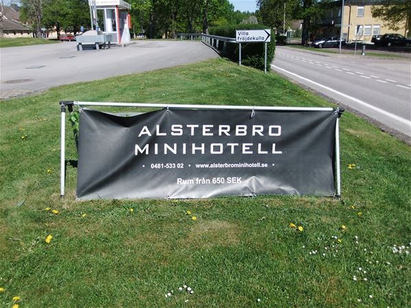 Alsterbro Minihotell