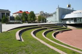 Finland's 100th anniversary concert in Miramar Park