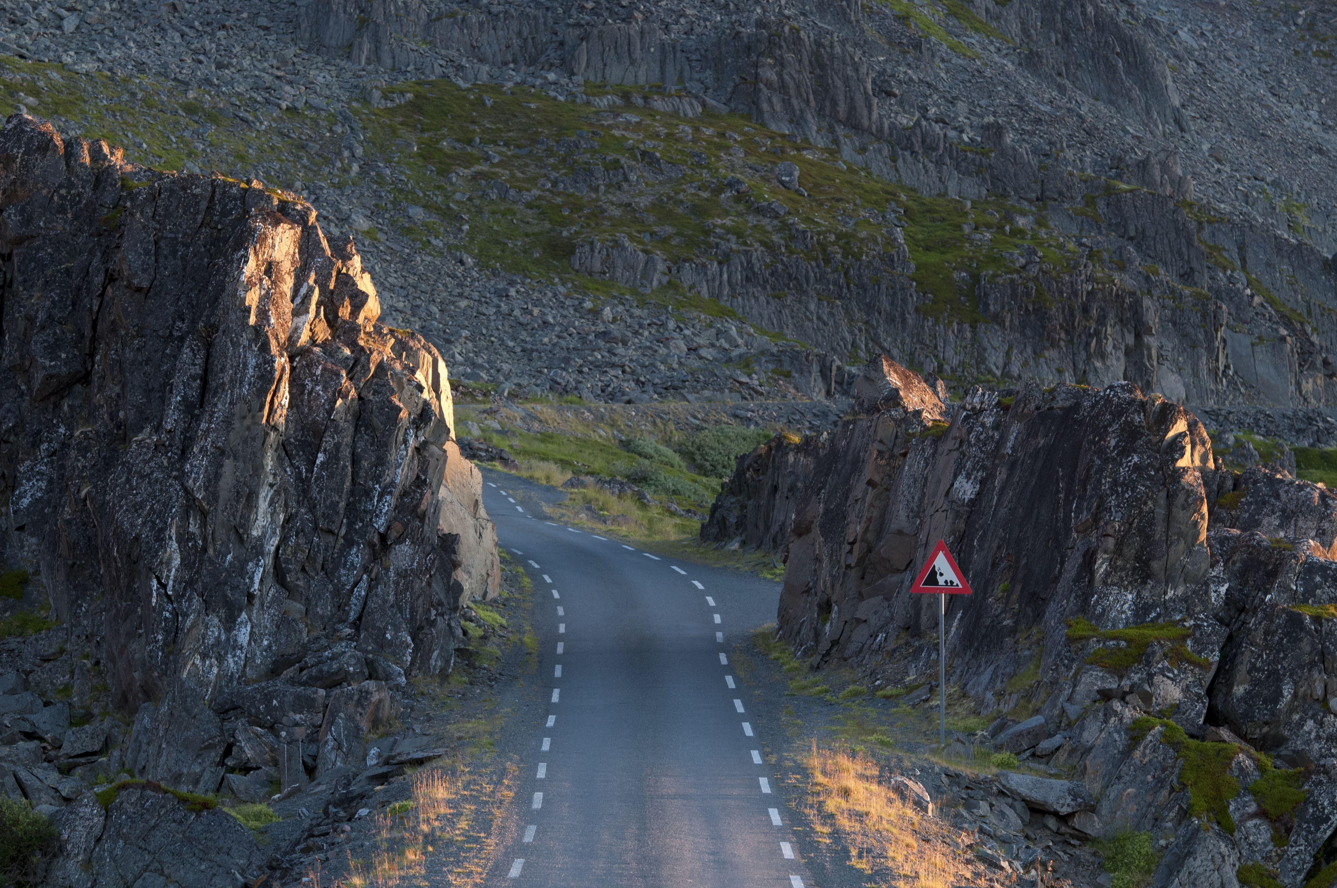 Nasjonal turistvei Varanger - Hamningberg