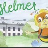 Foto från wij.se, Humlan Helmer Barnteater på Wij Trädgårdar