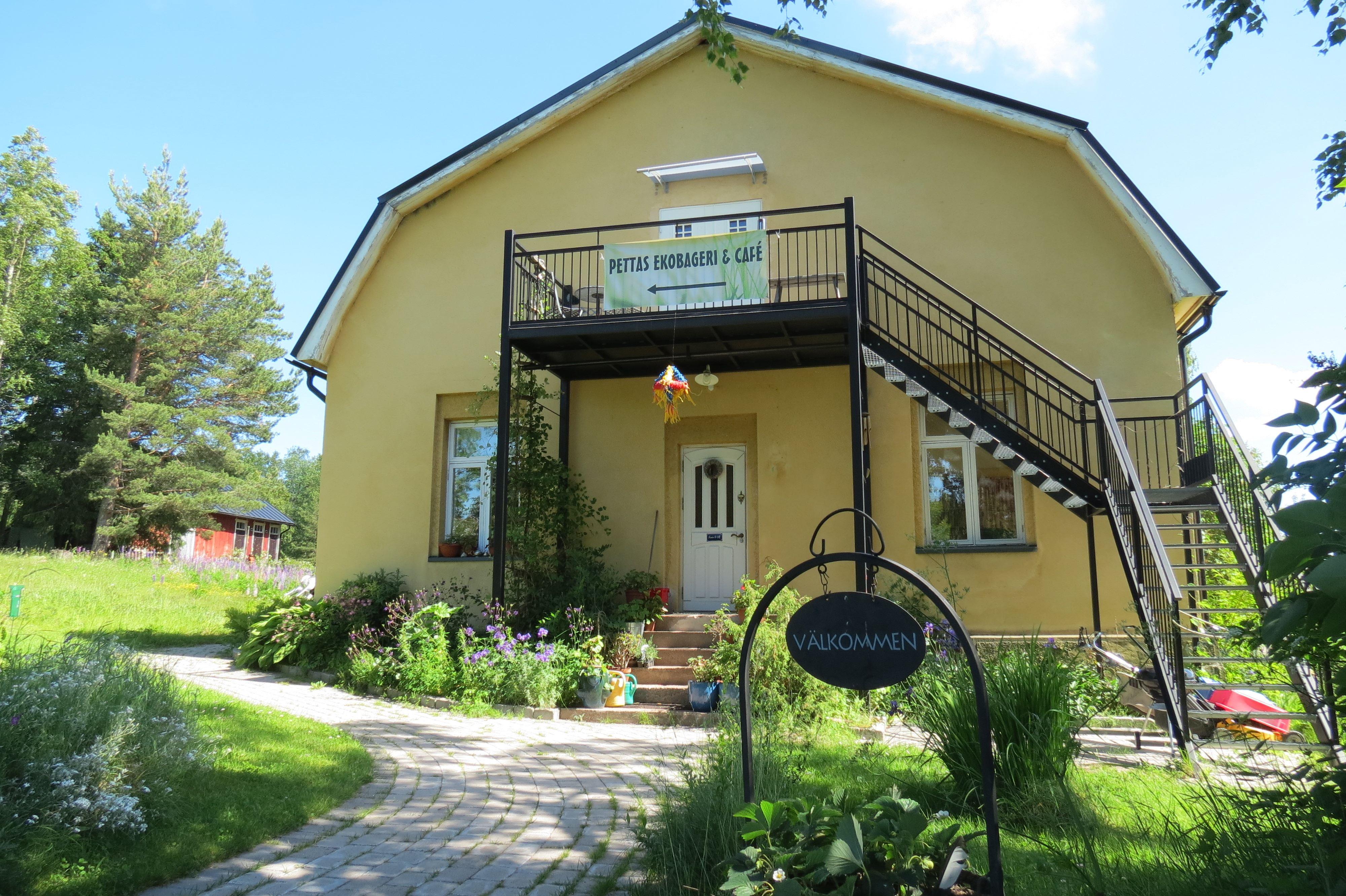 Pettas Ekobageri och hantverkscafé