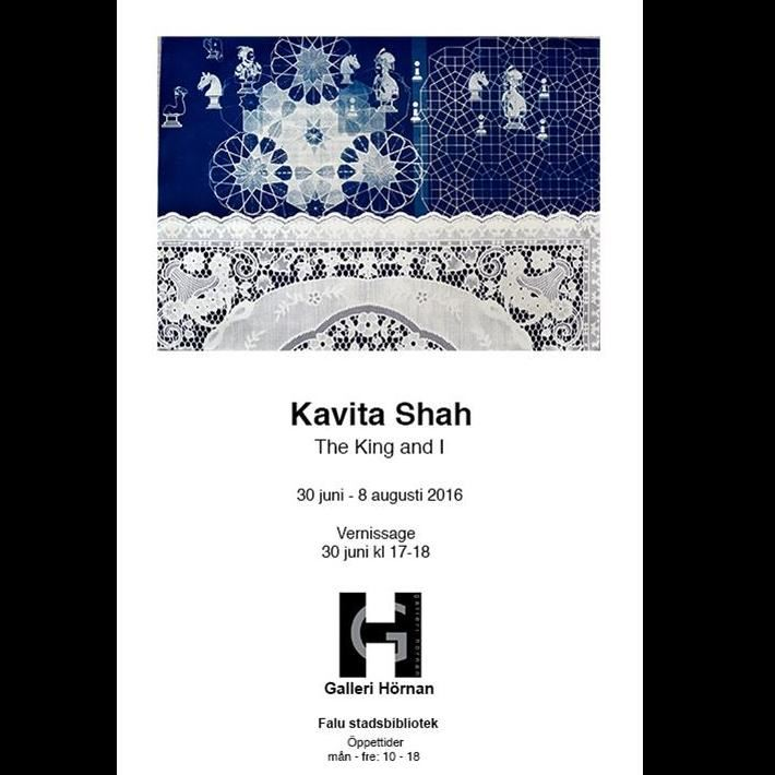 Utställning - Kavita Shah