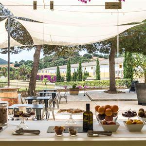 Restaurang, Hotell Ca Naxini, Ferreries, Menorca, Signaturresor