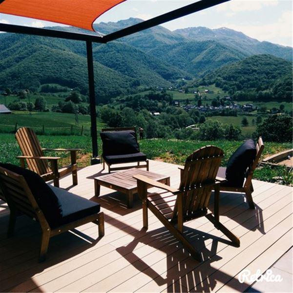 © carniato - otnb, HPCH15 - Maison d'hôtes, tout en bois, en vallée de Neste