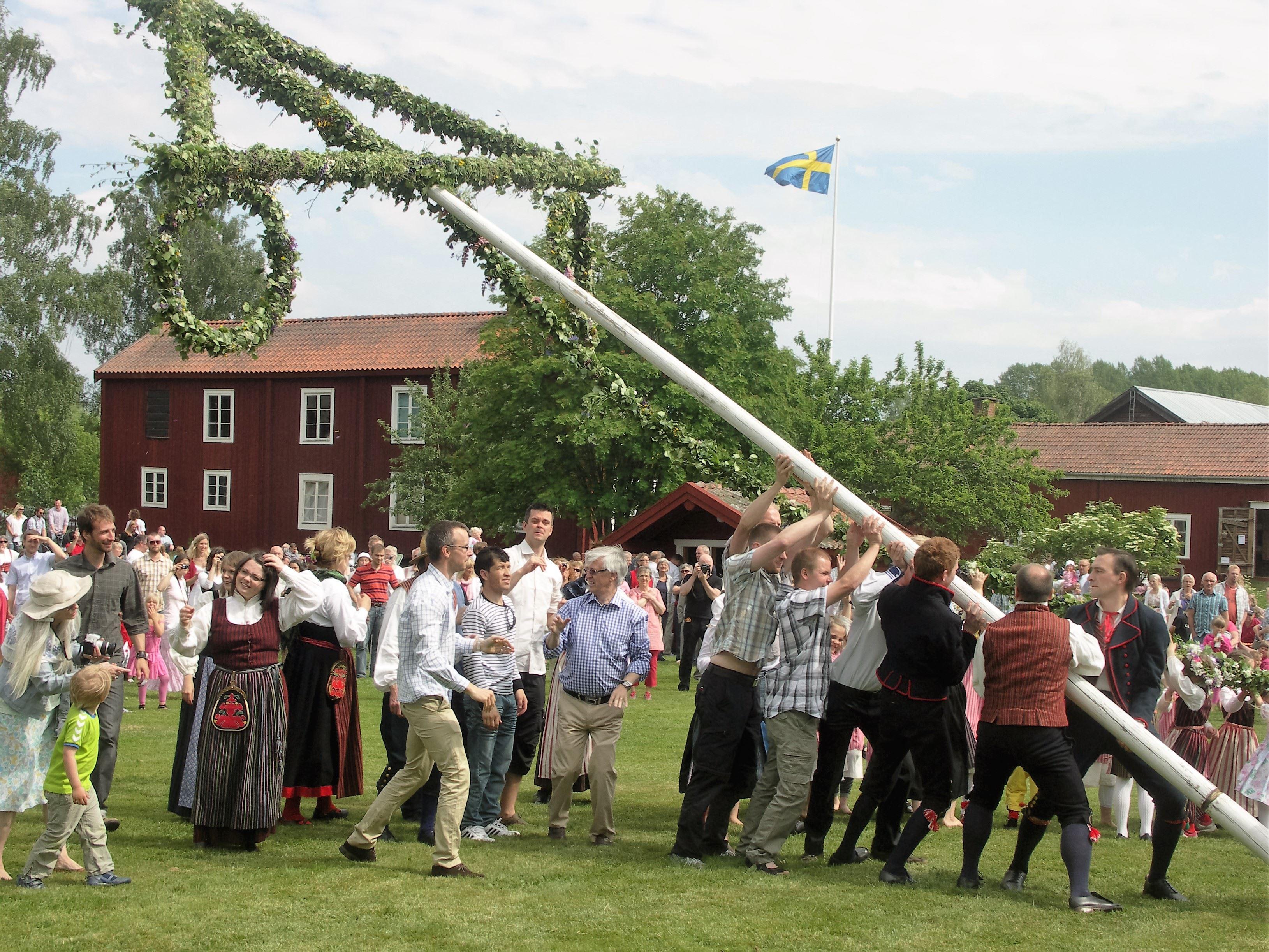 Jan-Åke Malmqvist,  © Jan-Åke Malmqvist, Forsa Forngård