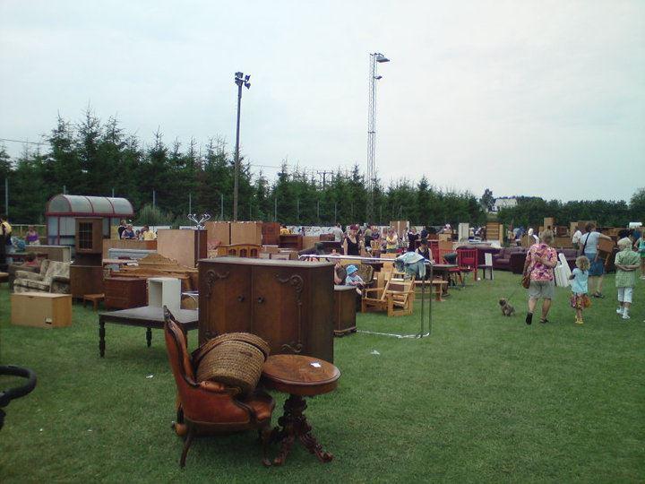 Janstorps AIF, Flea market in Janstorp