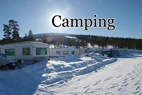 Näsfjällets Camping