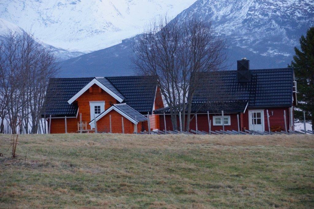 Gjestehus Årøybukt