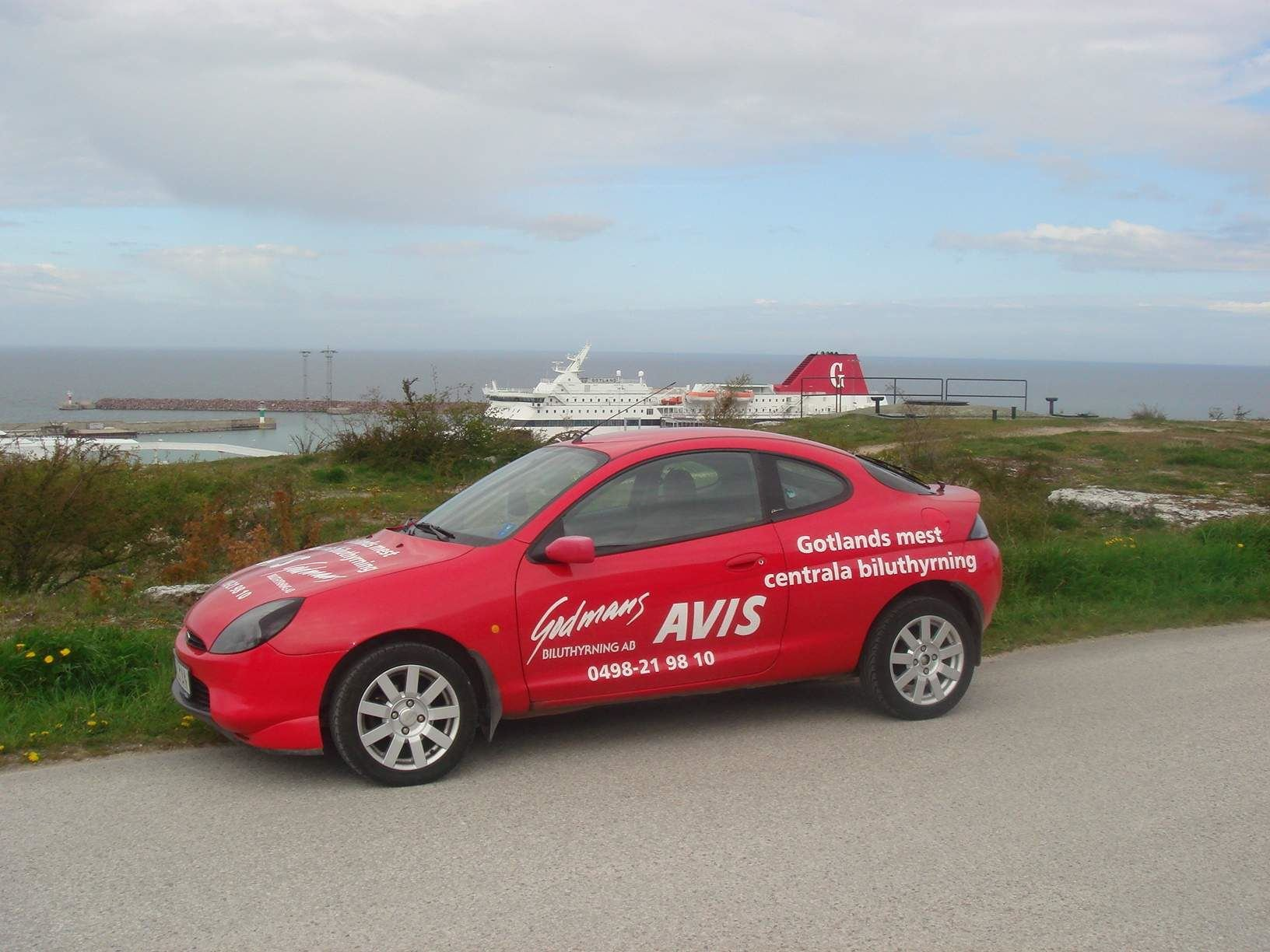 AVIS /Godmans Car rental
