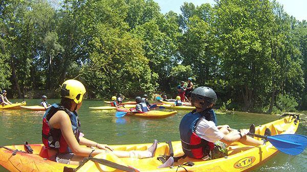 Unusual Montpellier: canoe kayak rental