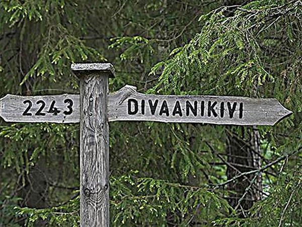 Divaanikivi | Pätiälä manor holiday cottages