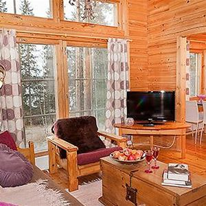 Ylähuone | Pätiälä manor holiday cottages