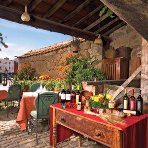 Restaurang, Hotell Senderos de Abona, Granadilla de Abona, Teneriffa, Signaturresor