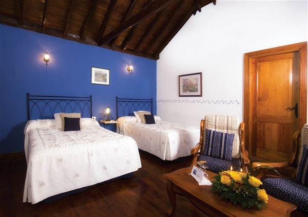 Dubbelrum, Hotell Senderos de Abona, Granadilla de Abona, Teneriffa, Signaturresor