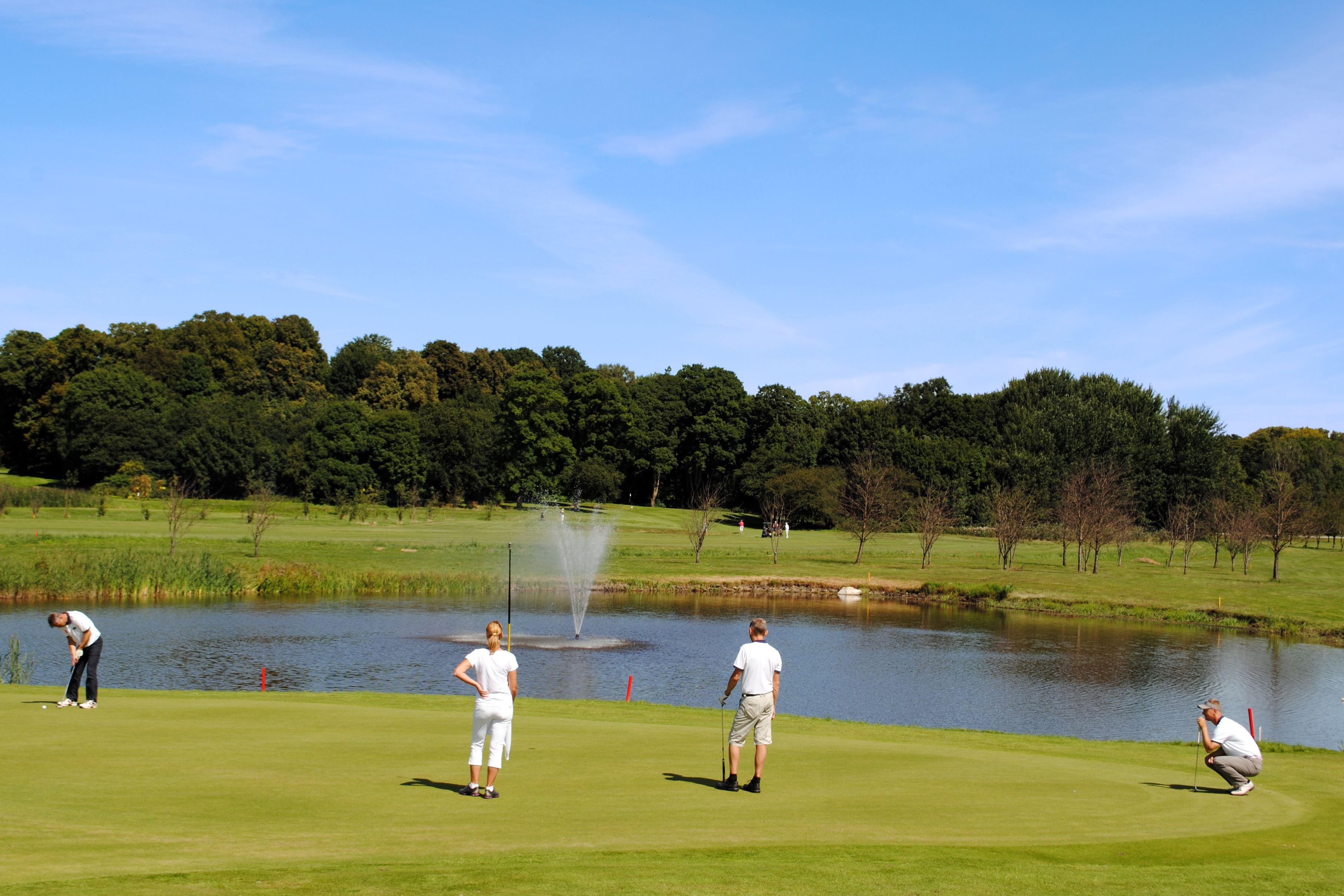 Halsted Kloster Golfkklub