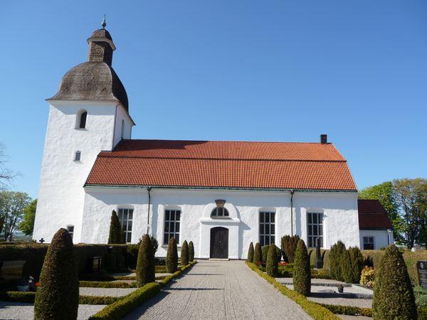 Kyrkogårdsvandring på Mjällby kyrkogård