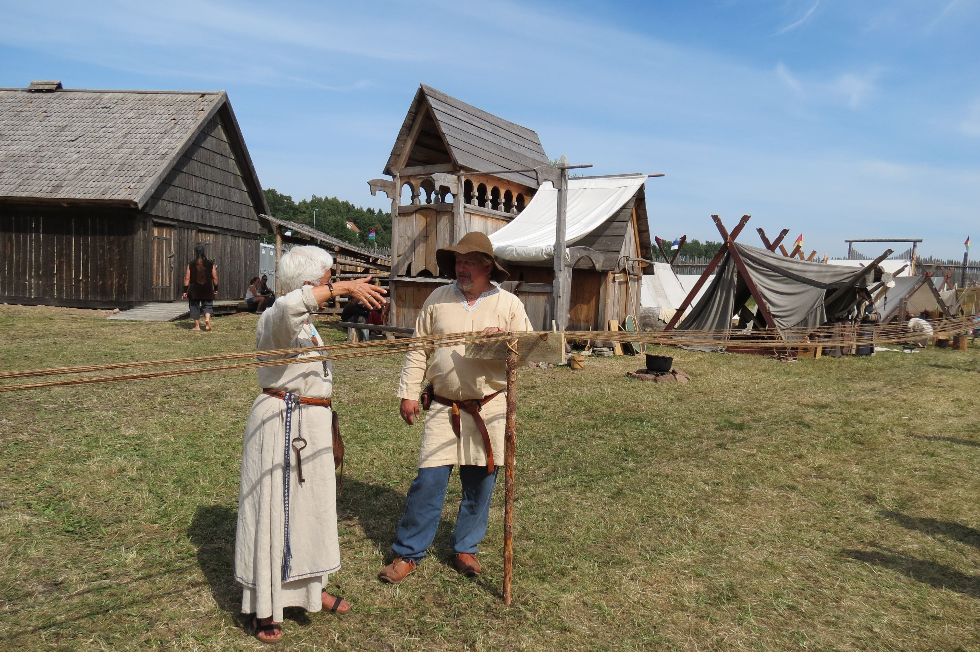 Vikingamarknaden 27-29 juli 2017: 3-dagars entrépass