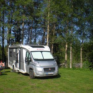 Ristafallet Camping & Restaurant/Camping