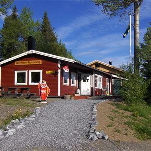 Ristafallet Camping & Restaurang/Stugor