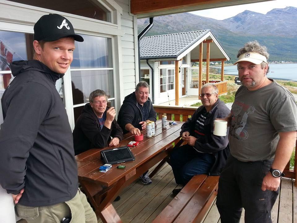Artic Lyngen Seacamp