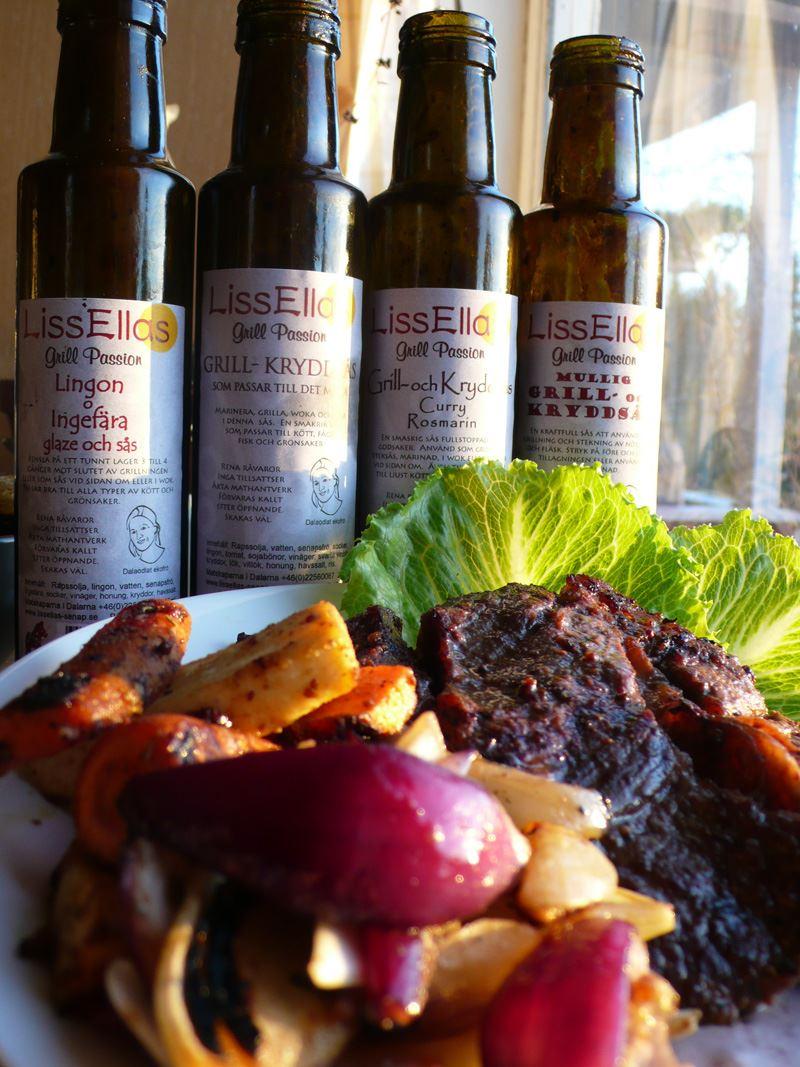 LissEllas - exotisk och unik senapsprovning hos världsmästarna i senap