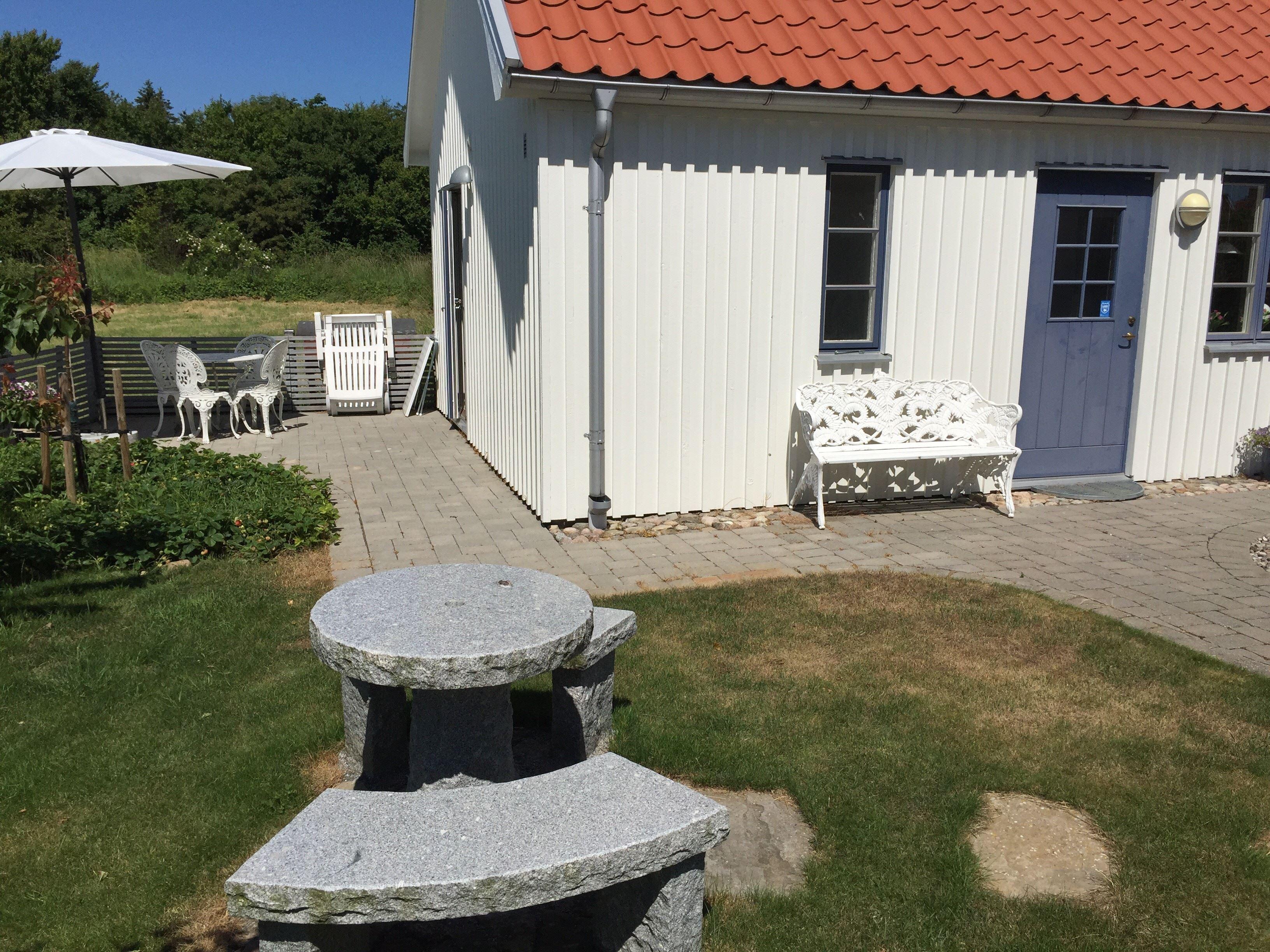 Privatrum Vikbrant, Brantevik