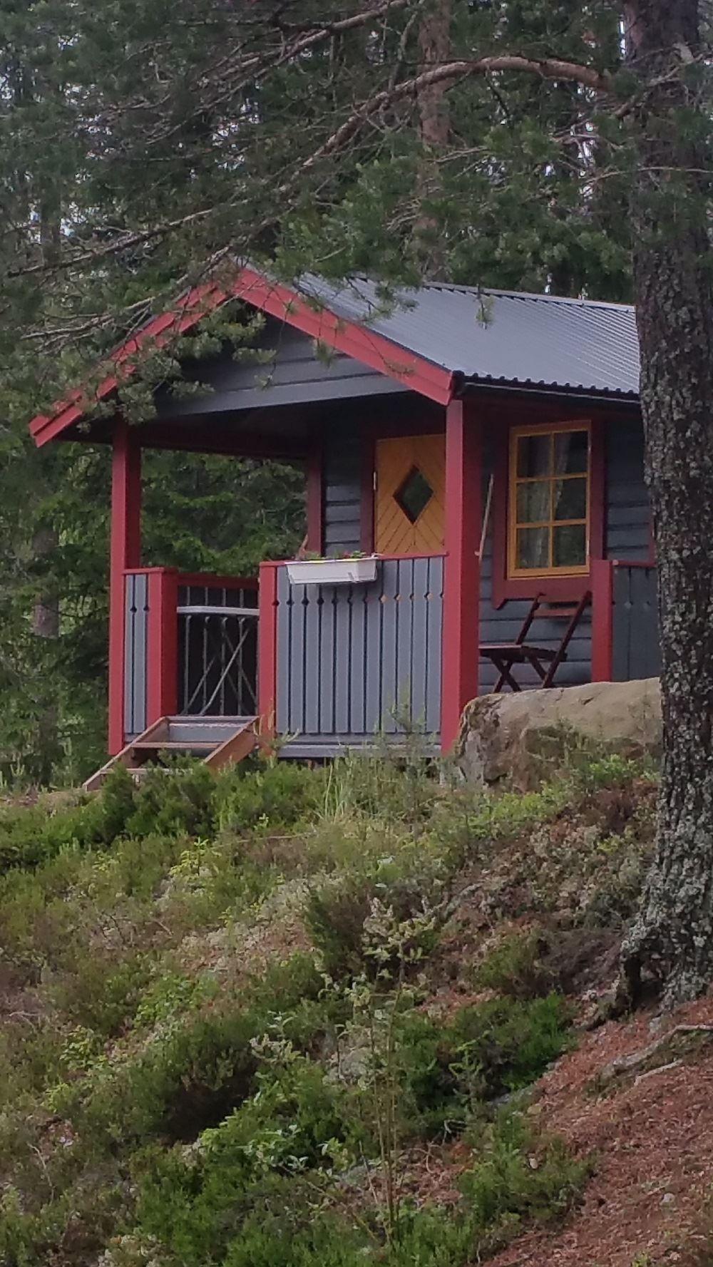 Skeppshussjön camping/stugor