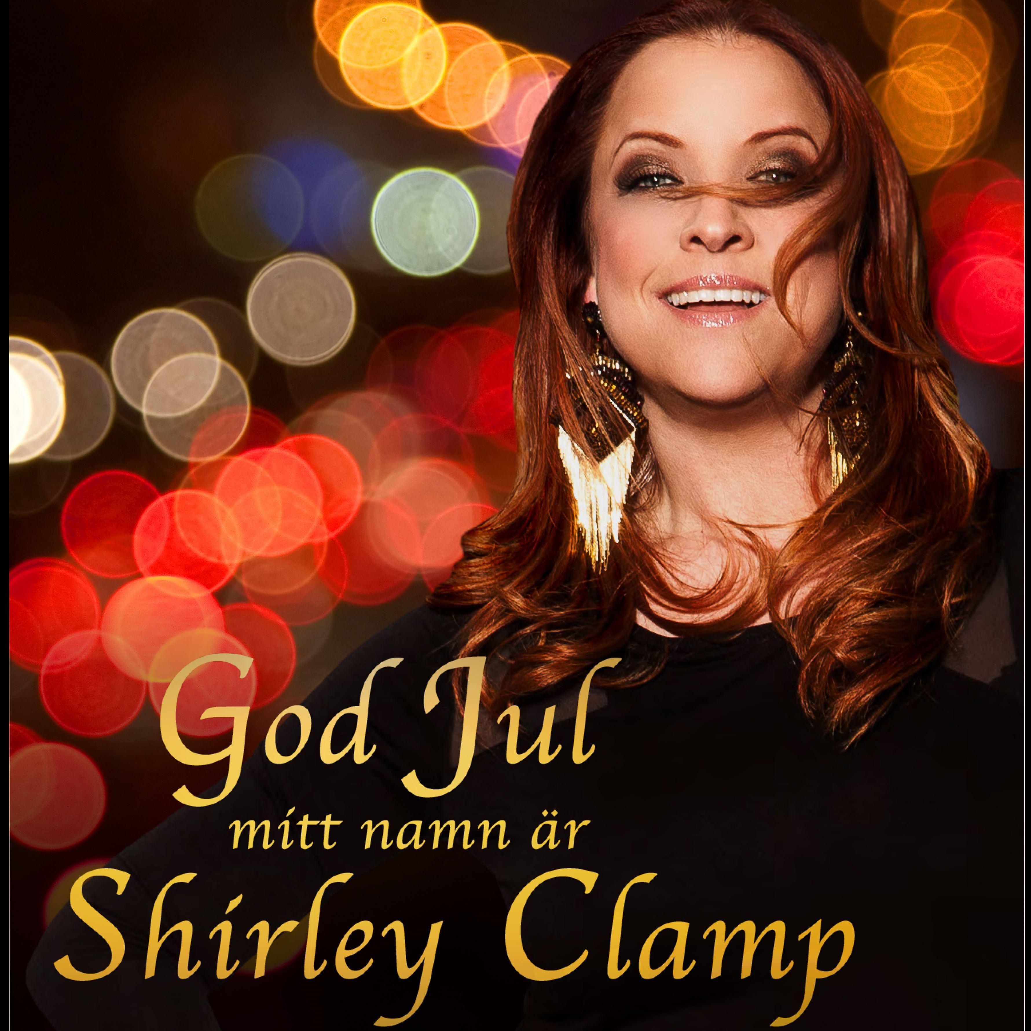 God Jul mitt namn är Shirley Clamp
