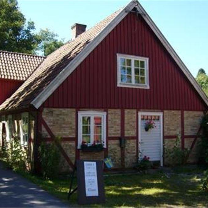 Våffelcafé på Höörs Mölla