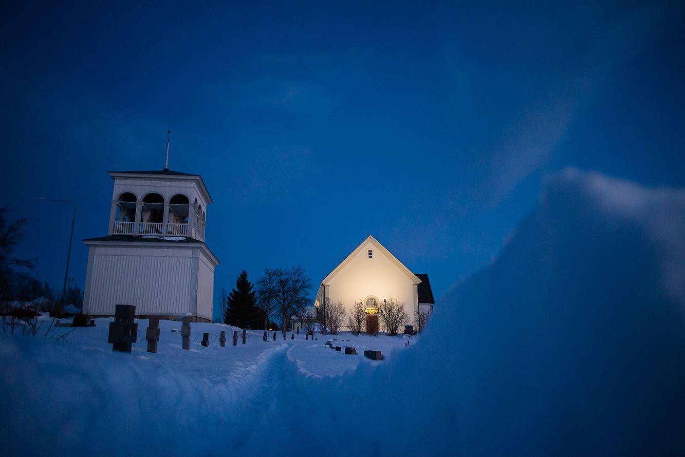 Vännäs kyrka, Vännäsby