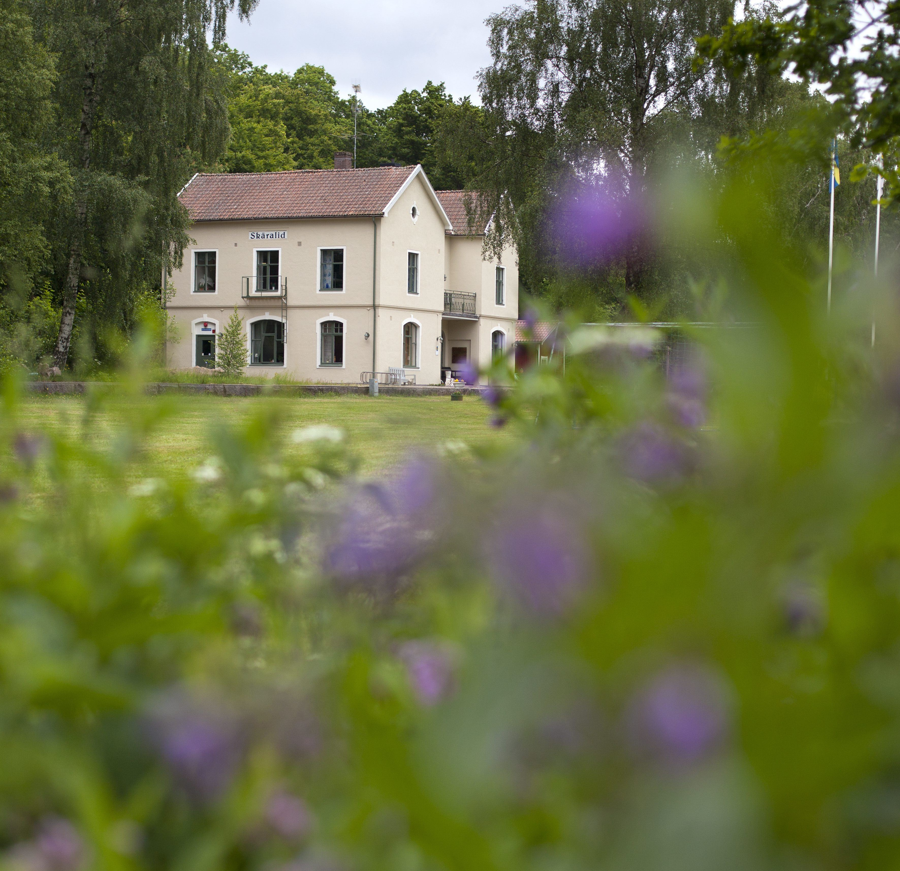 Skäralid, STF Hostel