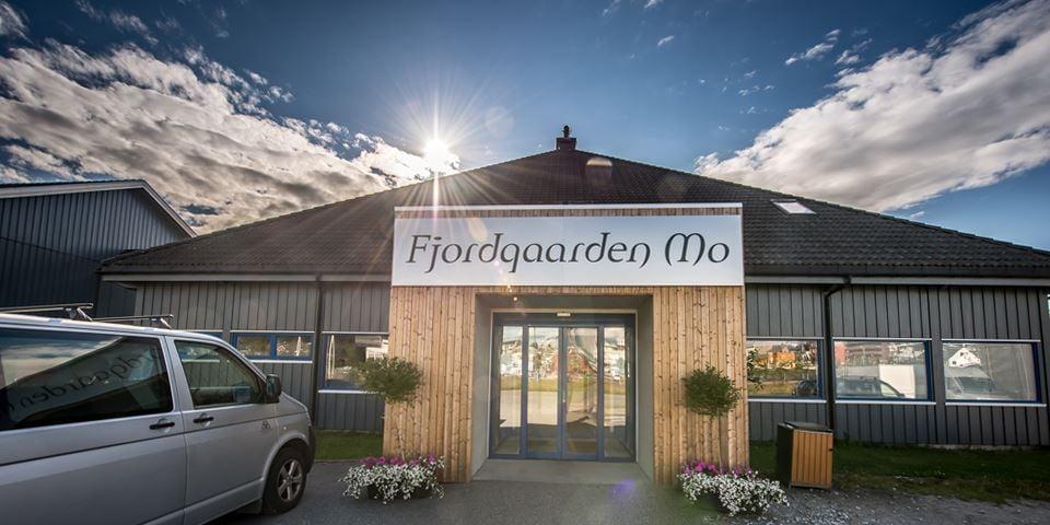 Fjordgården Hotel Mo i Rana