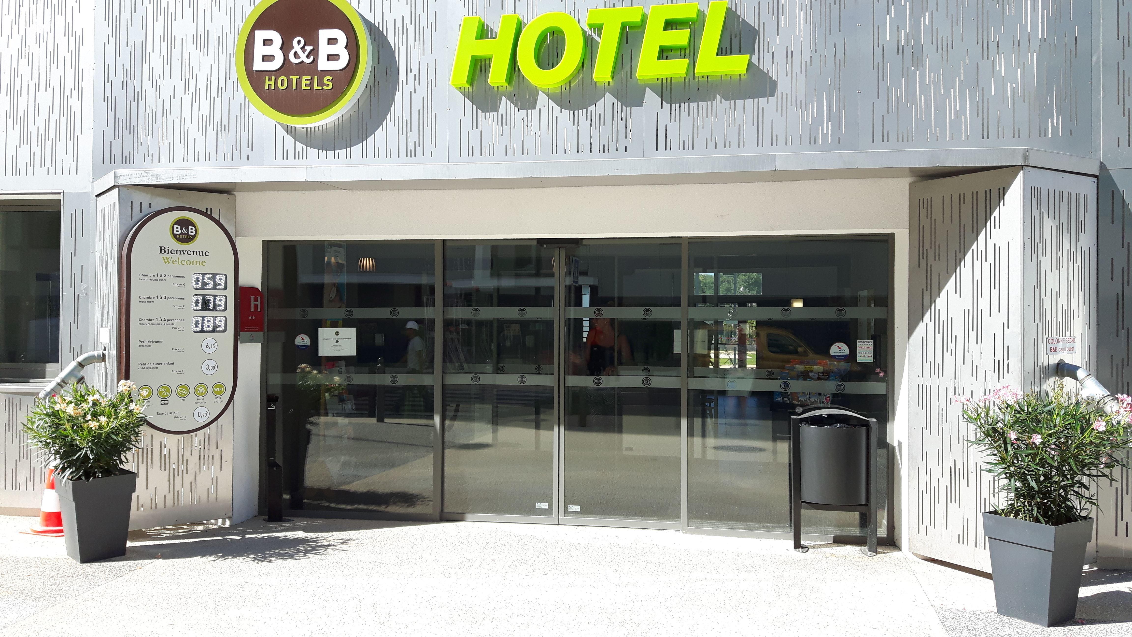 BB Hôtel Prado Velodrome