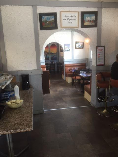© Milano, Restaurang & Pizzeria Milano