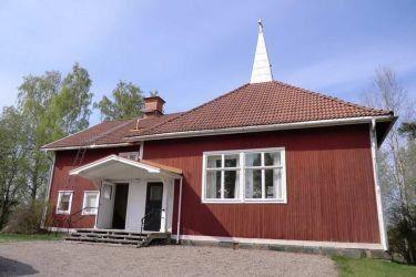 Sommarcafé i Humlebackens Kulturhus