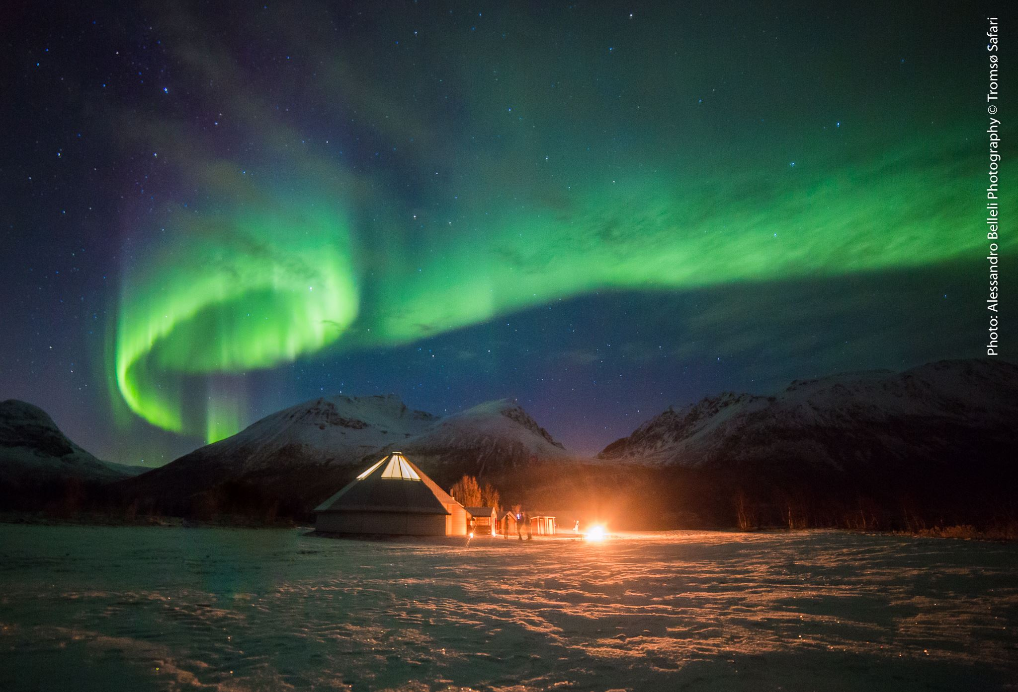 Aurora Safari to Base Stations – Tromsø Safari