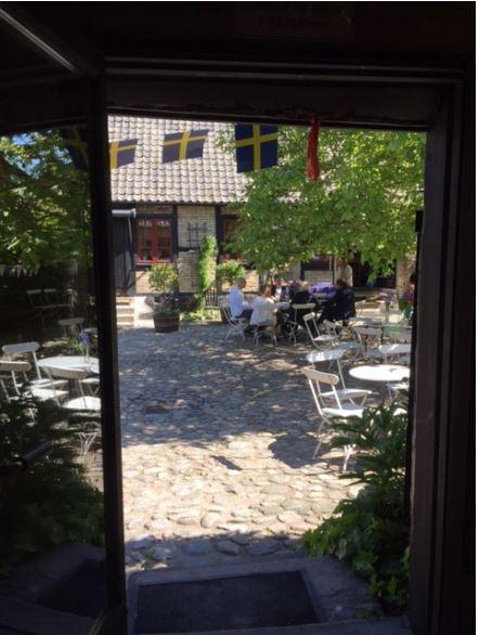 Café Bokhandlaregården