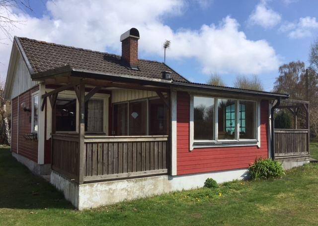 Ferienhaus mit 6 Betten - Sandviken