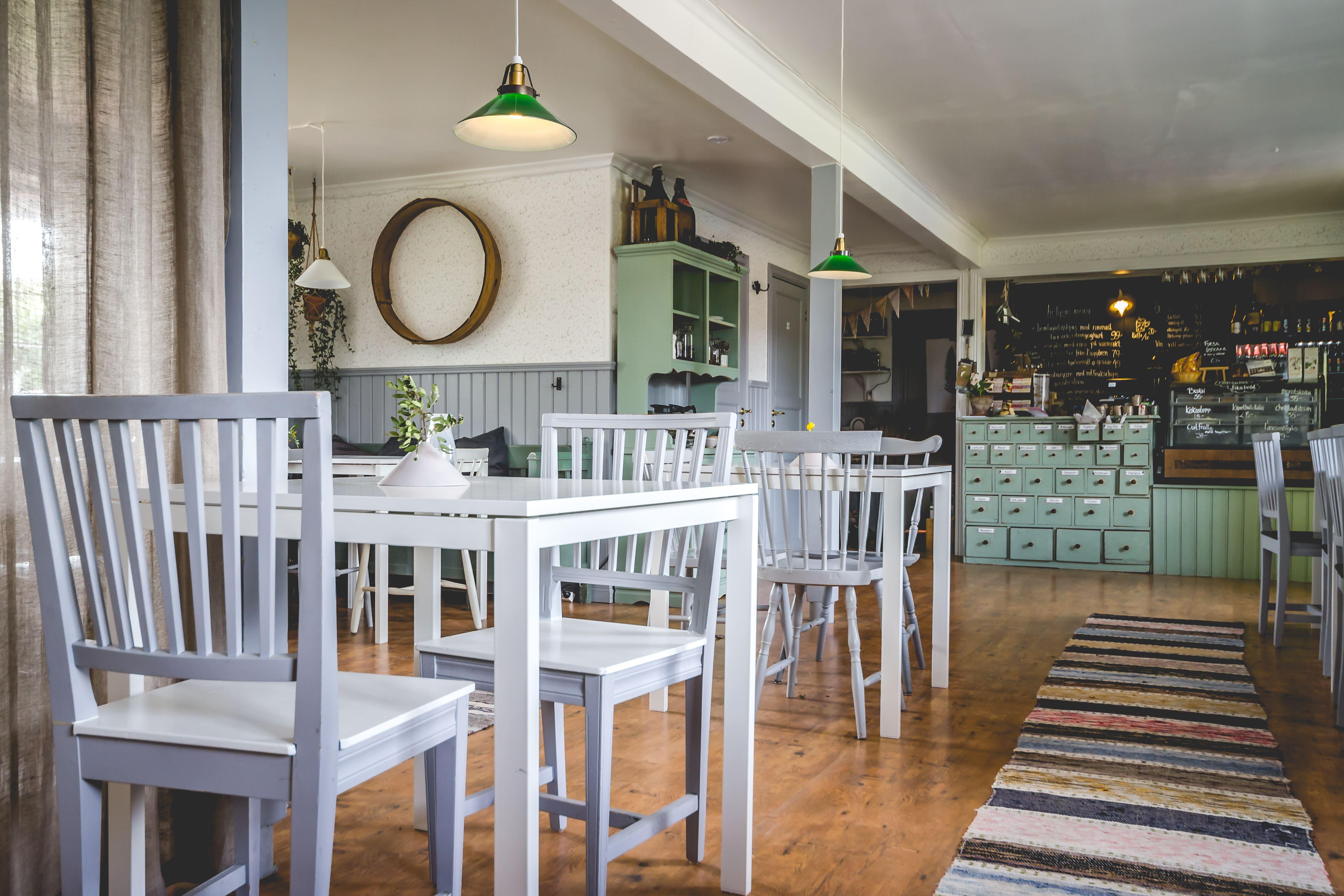 Madelene Engberg, Ystegårns Café & Bistro
